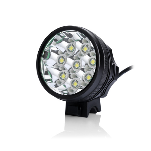 9800 Lumens Laser Bike Light