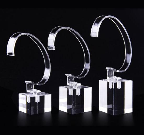 Wood Acrylic Watch Displays, Jewellery Counter Display, Jewelry Display Manufacturers China