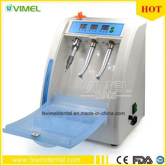 Dental Equipment Supplies Dental Lubricant Machine pictures & photos