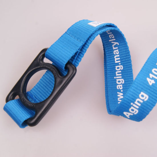 Wholesale Customized Personal Design Spin Lanyard Chain Card Crafts Design pictures & photos