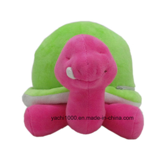 Custom Plush Stuffed Soft Animal Turtle Children Toy