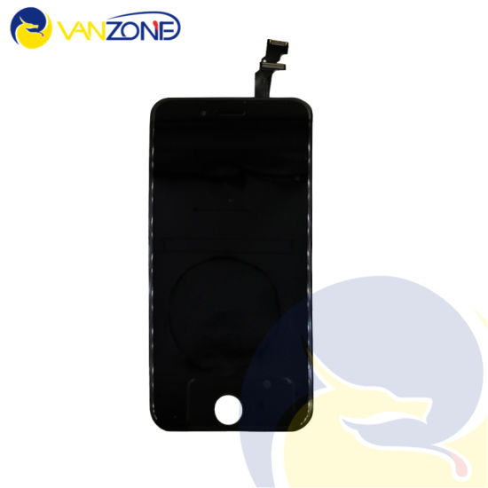 LCD Screen Touch Screen with Auo Display for iPhone 6 LCD Screen Black