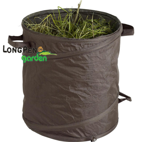 Collapsible Pop up Garden Leaf Reusable Bag pictures & photos