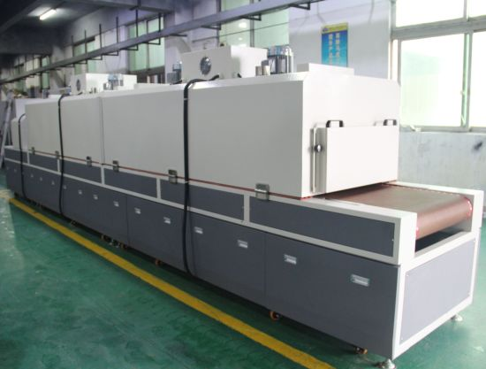 Multiple Module Controlled Industry Customized Made Conveyor Dryer Machine