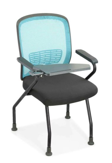 Luxury Meeting Room Chairs Folding Meeting Chairs with Writing Pad