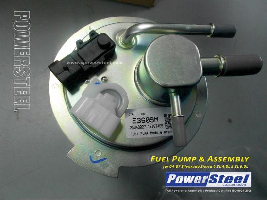 A-Premium Fuel Pump Assembly w//Pressure Sensor For Chevy Sierra Silverado1500