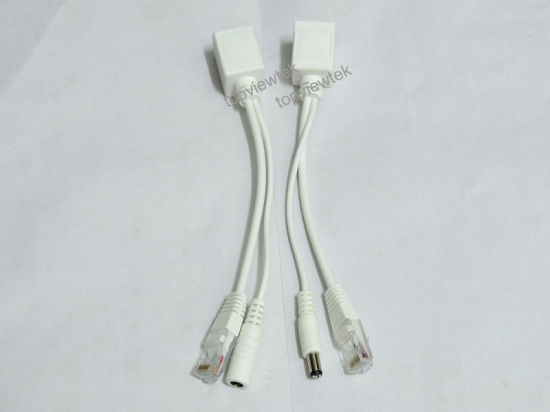 Poe Adapter Cable Poe Injector Cable Splitter Cable