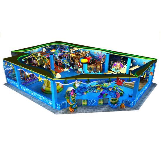 Factory Wholesale Indoor Playhouse Children Different Color Indoor Soft Playground Equipment