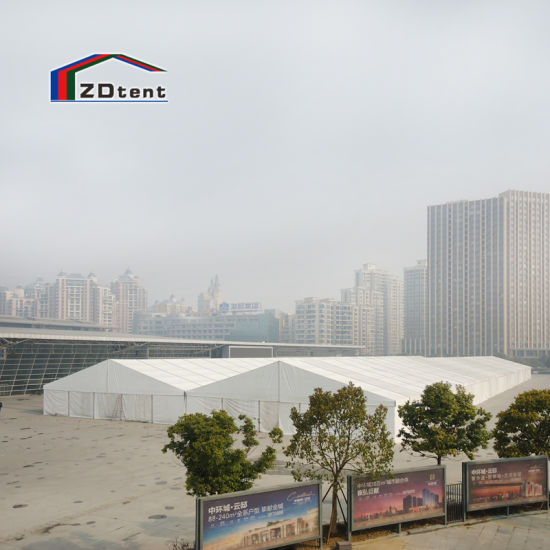 15000 Sqm Tent with Full PVC Covered Large Marquee Outdoor Frame Tent Event Tent