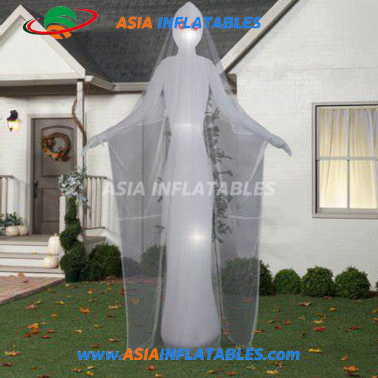 Inflatable Ghost for Halloween Festival Sale