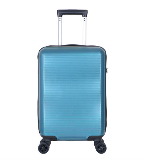 Nice Design High Quality PC Trolley Travel Carry on Cabin Size Luggage (XHP132)