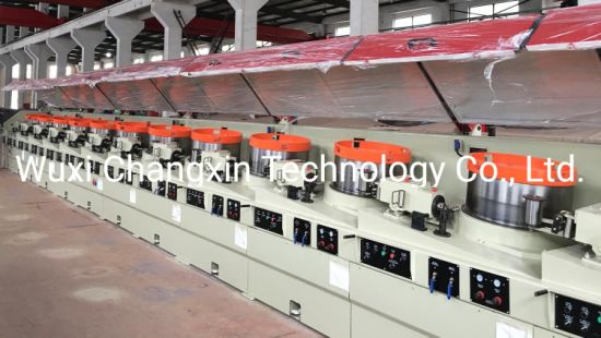 Low Carbon Mesh Wire Straight Line Drawing Machine/Nail/Carbon Wire/Bind Wire