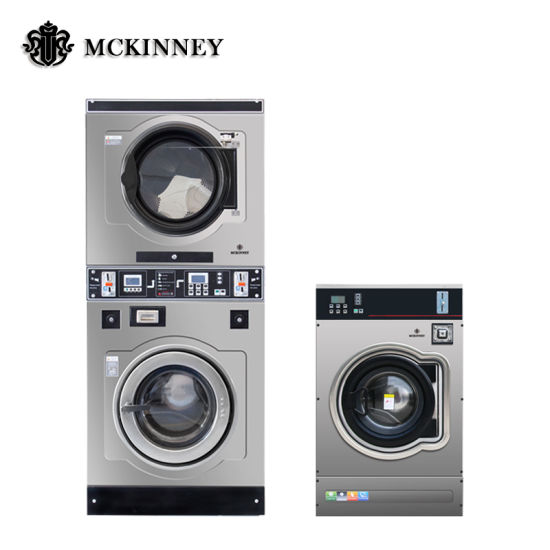 Full Automatic Self-Service Commercial Washing Machine Token Coin Card Washing Machine Coin Operated Washing Machine Laundry Equipment Laundromat