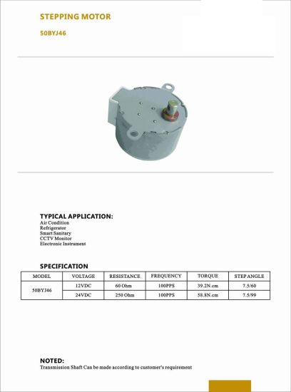High Quality AC Synchronous Motor for Pellet Burner pictures & photos