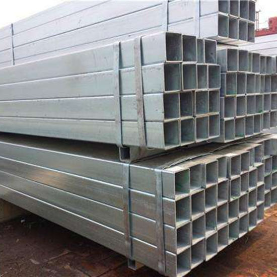 China 3 4 Inch Gi Squarerectangular Tube For Construction Bed