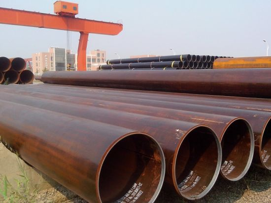 Q345b Seamless Steel Pipe, Low Temperture Carbon Steel 20 Inch pictures & photos