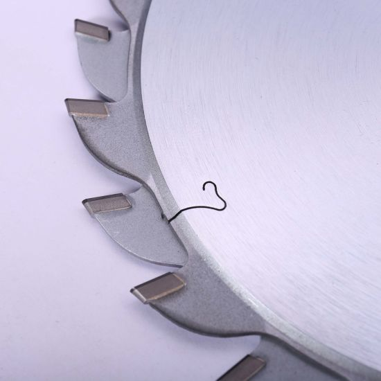 PCD Saw Blade- Adjustable Scroing for Wood pictures & photos