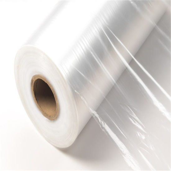 Wholesale Hand Wrap Roll Stretch Film LLDPE