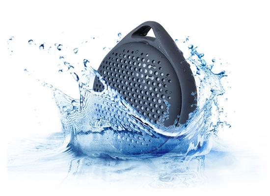 Portable Outdoor LED Waterproof Bluetooth Speaker 2017, for IP67 Bluetooth 4.2 Speaker