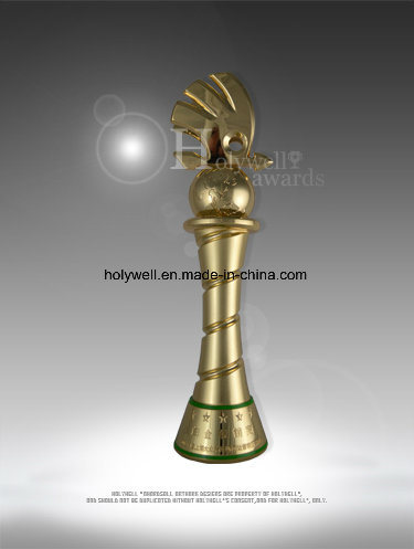Elegant Universal Metal Award with an Embossed Logo for Ceremony Use pictures & photos