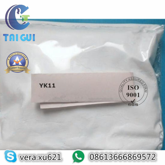 China Yk11 Sarms Powder Yk-11 Without Side Effects CAS
