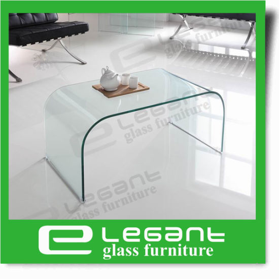 China round corner curved glass center table in clear color china round corner curved glass center table in clear color watchthetrailerfo