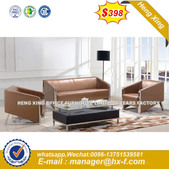 Modern Colorful Fabric Home Wooden Sofa Sets (HX-SN8019) pictures & photos