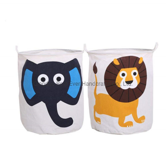 China Cute Cartoon Kids Nursery Laundry