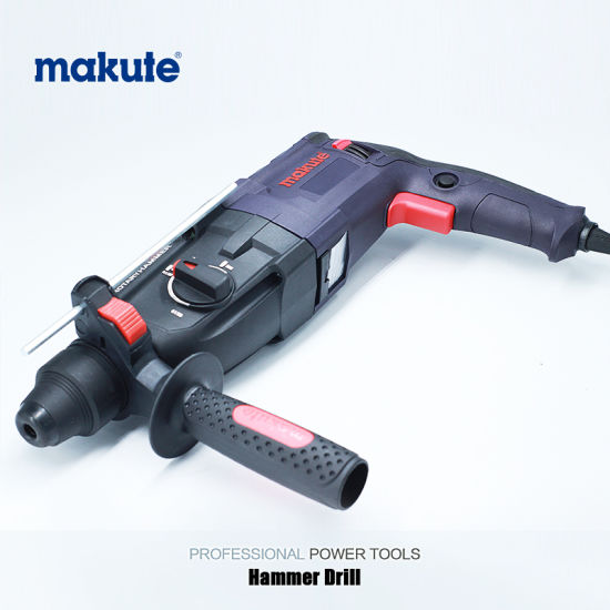 Rock Hammer Drill 26mm 800W with Good Performance (HD001) pictures & photos