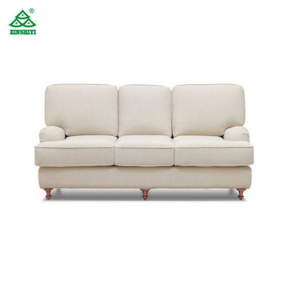 American Style Hotel Lobby Sofa Linen
