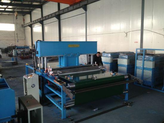 Conveyor Belt Hydraulic Shoe Upper Die Cutting Machine
