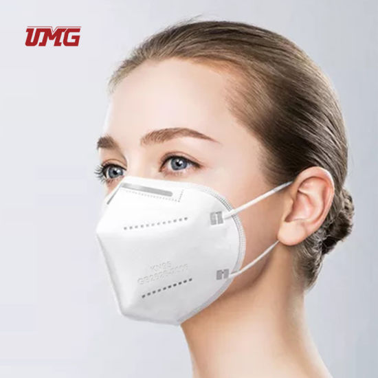 5 Layers Kn95 Protective Face Mask GB2626-2006