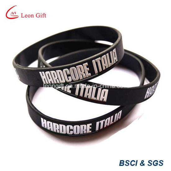 Cheap Silicon Wristband for Promotional Gift pictures & photos
