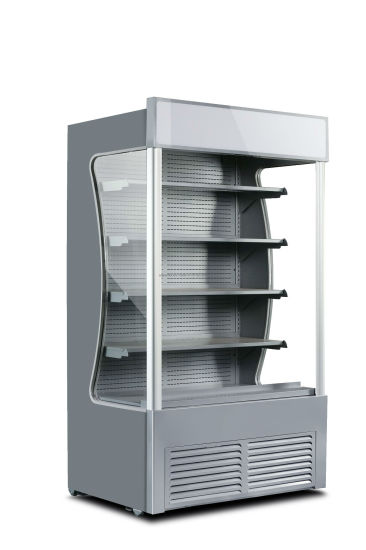 Multideck Supermarket Refrigerated Display Case Open Chiller pictures & photos