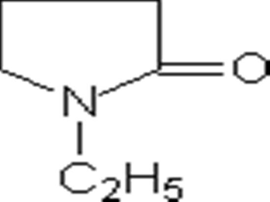 1 Ethyl 2 Pyrrolidinone Nep CAS No 2687 91 4