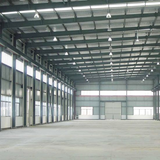 High Quality Workshop Made with Steel Frame Structures pictures & photos