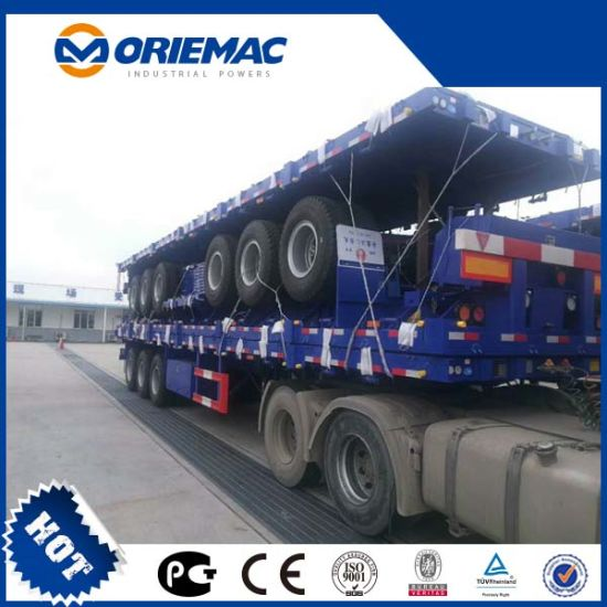 12.5 Meters 3 Axles Semi Trailer pictures & photos