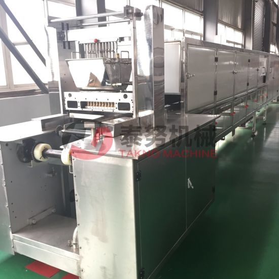 Full Automatic Gummy Jelly Production Line pictures & photos