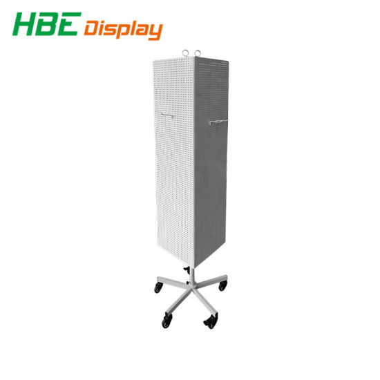 Grocery Store Counter Top Wire Mesh Retail Display Stands pictures & photos