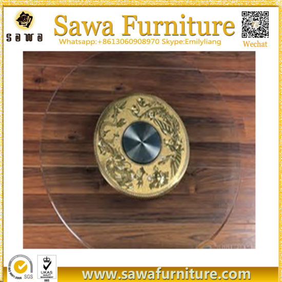 Le Rotation Turntable Lazy Susan For Hotel Dining Table
