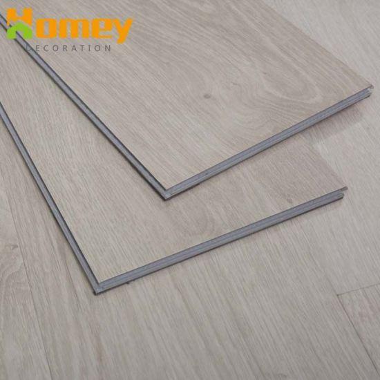 4mm Vinyl Material Floor / PVC Click Flooring/Vinyl Plank Tile