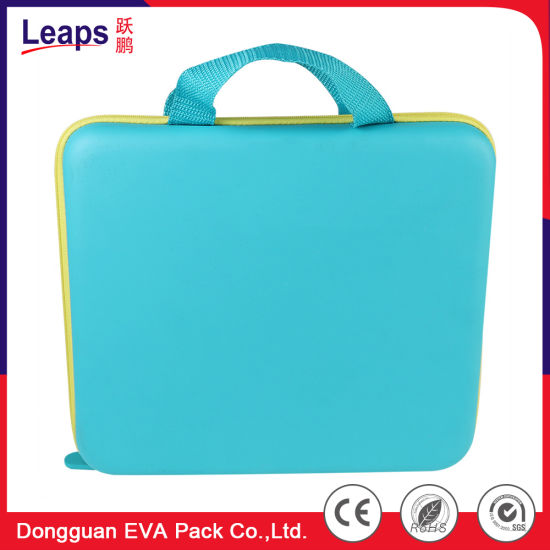 Customized Size EVA Foam Canvas Laptop Computer Bag
