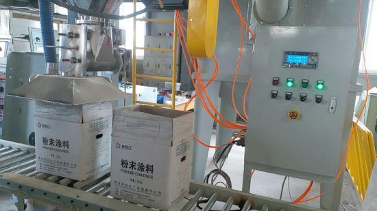 Acm20 Grinder Machine for Powder Coating Production Line