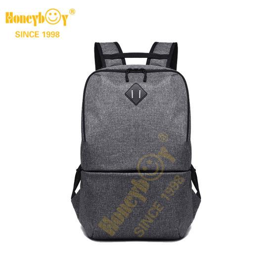 New 2021 Custom Logo Pure Color Waterproof School Bag Backpack Bagpack Travel Sport Bagpack Bag