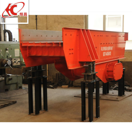 Spring Vibrating Feeder/ Vibration Feeder pictures & photos
