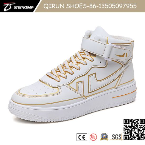 Hot Sale Cheap Women Sports Injection Running Sneaker Shoes with Customized