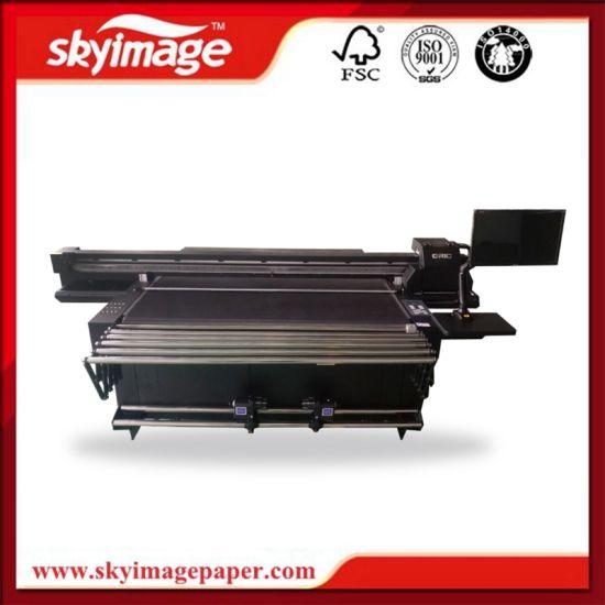 China Oric 1 6m UF1602-Dx5 UV Hybrid Printing Machine with Dual