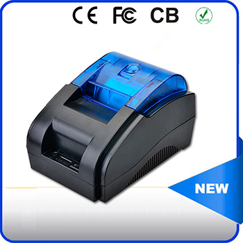 Mini 58mm Receipt Thermal Printer with CE Approved