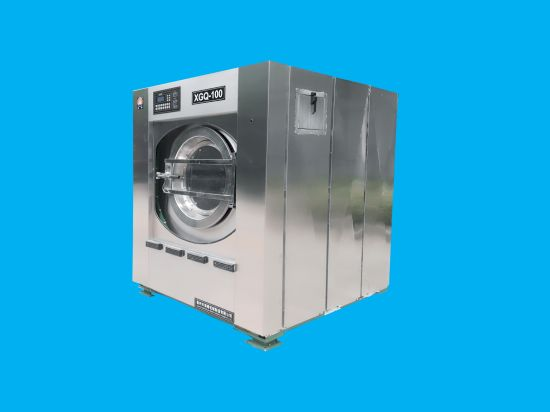 Commercial Laundry Washing Machine with Dryer 100kgs