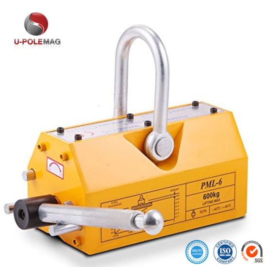 Magnetic Lifter Heavy Duty Steel Magnet Lifting with Titanium Alloys Board pictures & photos